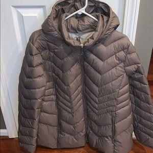 London Fog women's puffer coat